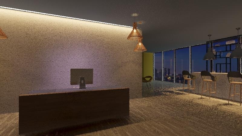 MaquetaVirtual1 Interior Design Render