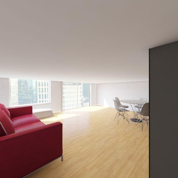 Saperska Interior Design Render