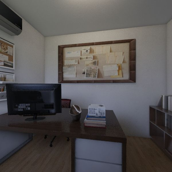 Transnet office Interior Design Render