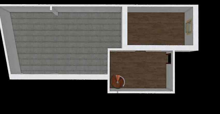 Pine_veranda Interior Design Render