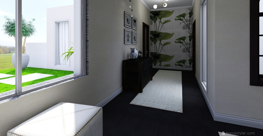 Paradise Interior Design Render