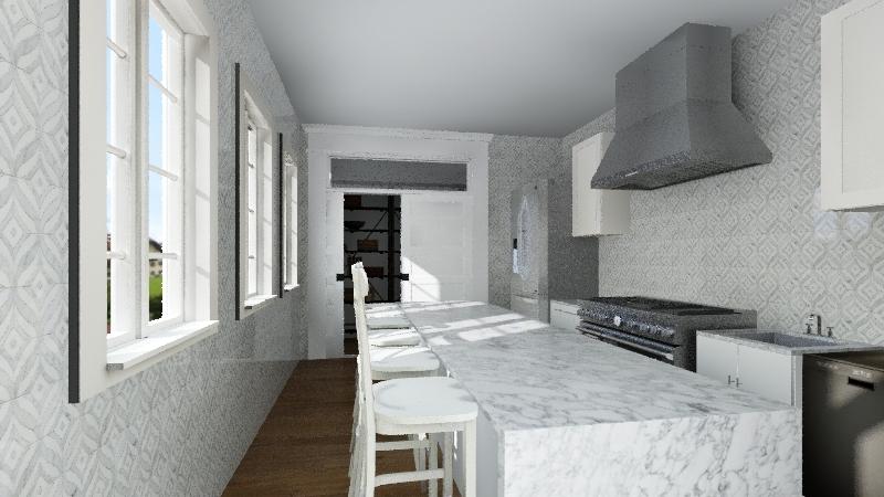 kitchen 1 Interior Design Render