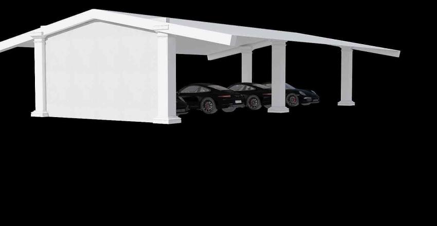 car mart Interior Design Render