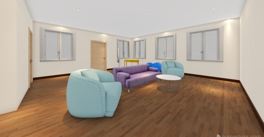 roometuredemi Interior Design Render