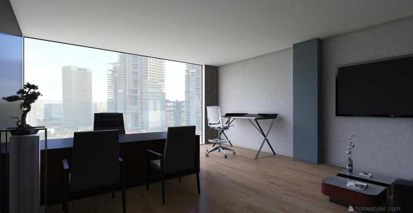 Oficinas Arq Interior Design Render