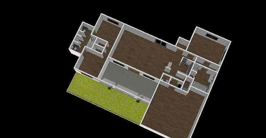 Plan 929-1001 Interior Design Render
