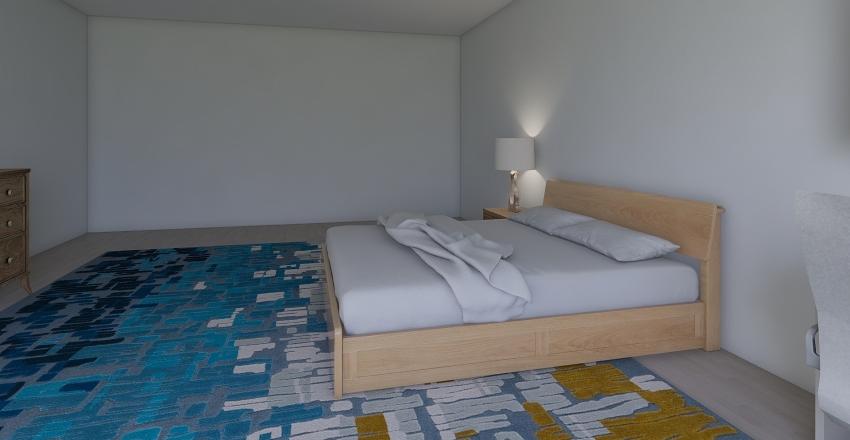 Marakech Bedroom  Interior Design Render