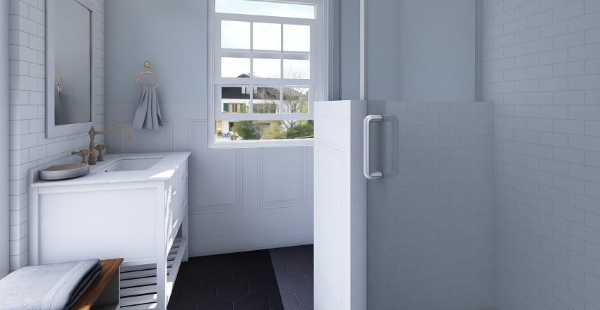 Moriuchi Bath Interior Design Render