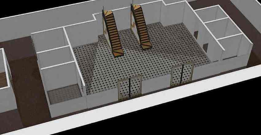 planta de la universidad 1 Interior Design Render