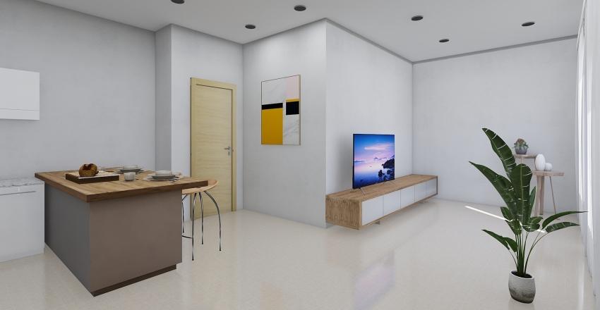 ANNA COSTABILE Interior Design Render