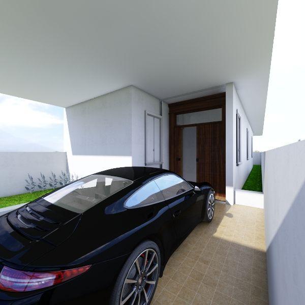 Ground Floor 1T Interior Design Render