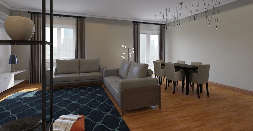 DELLUTRI PROGETTO Interior Design Render