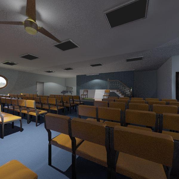 GBC building #8 18Oct2019 Interior Design Render