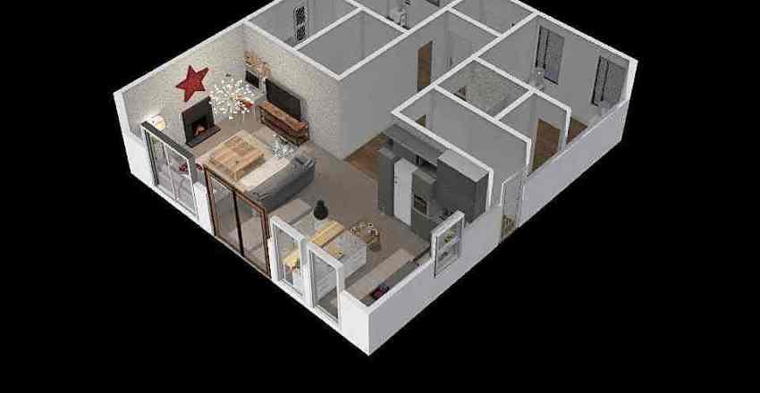 benn Interior Design Render