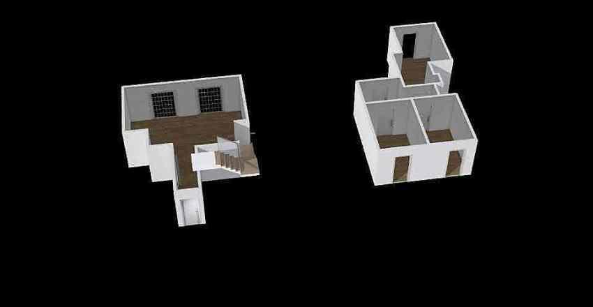 Piano Terra Interior Design Render