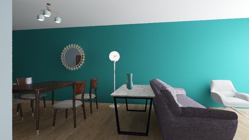tres Interior Design Render