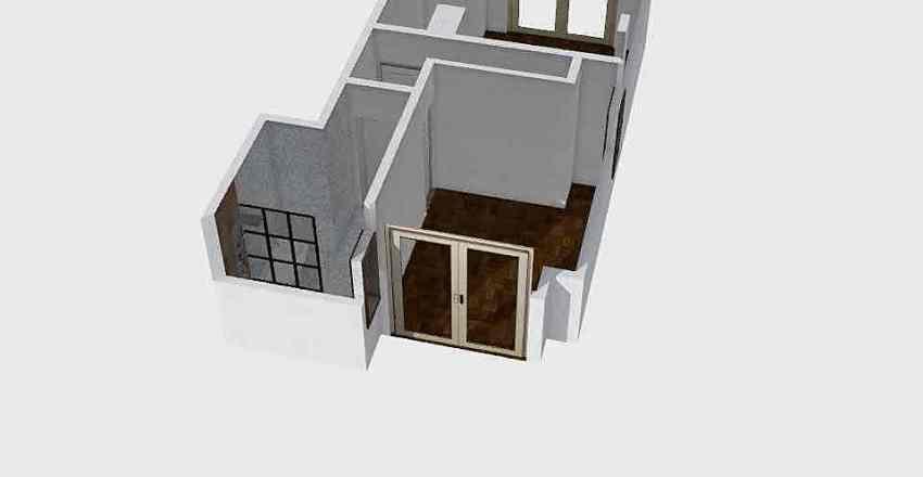SECONDO PIANO Interior Design Render