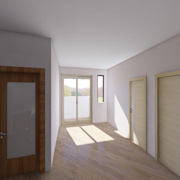 煥然懿居 eResidence 市區重建局URA  港人首次置業先導計劃  Tower 1 Room A Interior Design Render