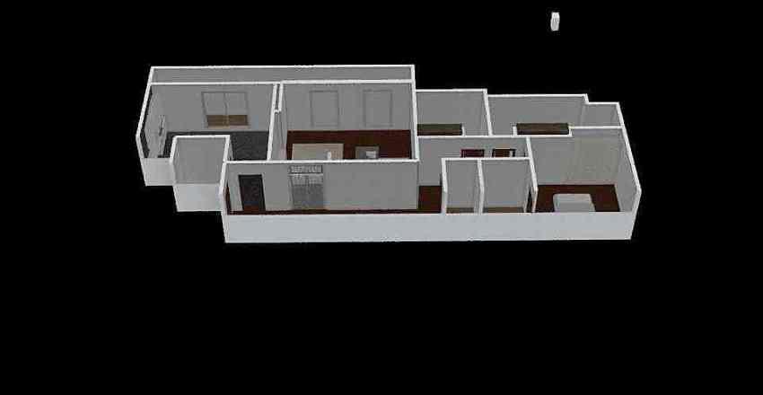 casa liliana Interior Design Render