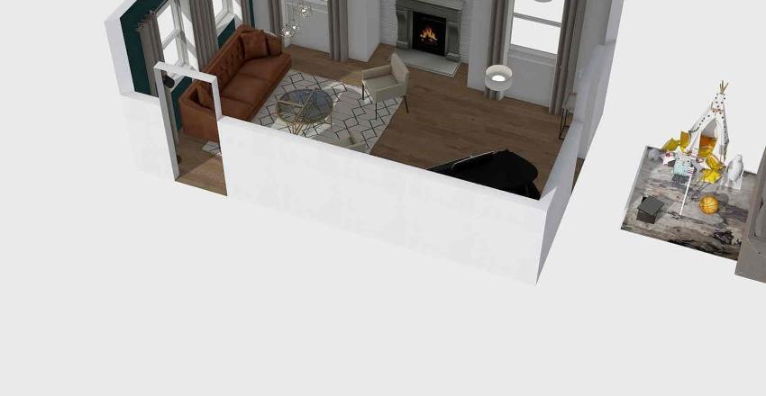 7-2 Interior Design Render