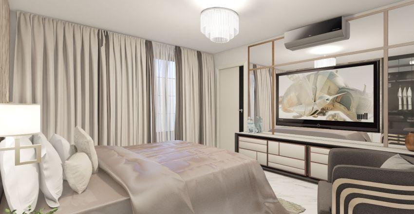 Casa 2/4 Interior Design Render