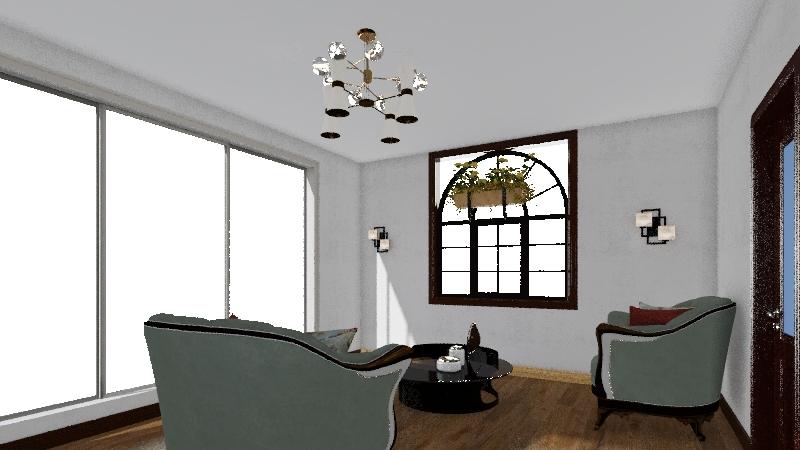 Учебный проект Interior Design Render