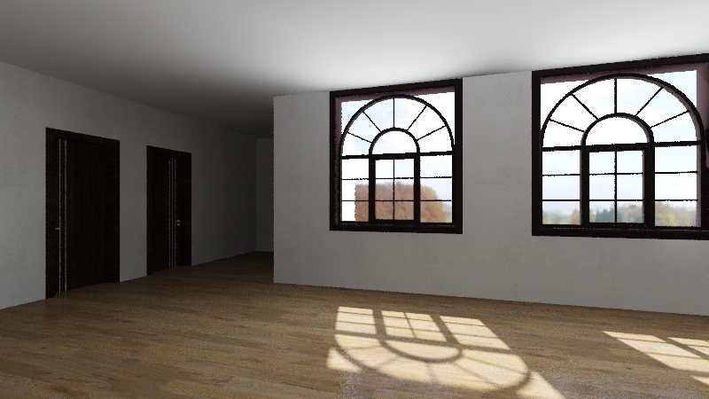 casa noastra Interior Design Render