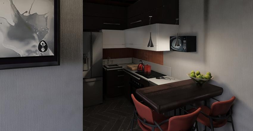 My home 00 Interior Design Render