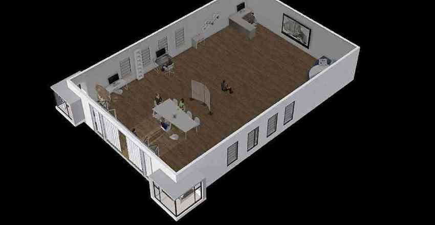 KML Interior Design Render