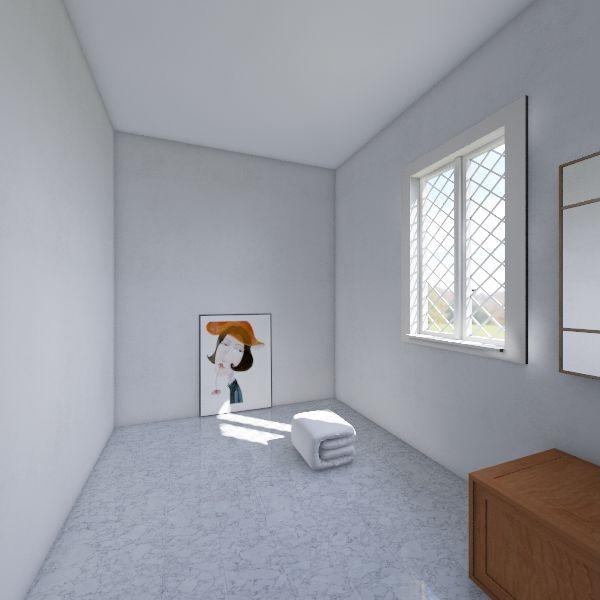 CASA POZAS Interior Design Render