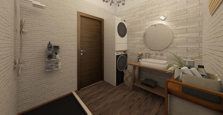 Villa 1 PI Interior Design Render