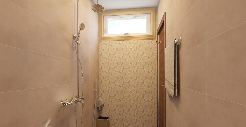 2. BATH CHICK Interior Design Render