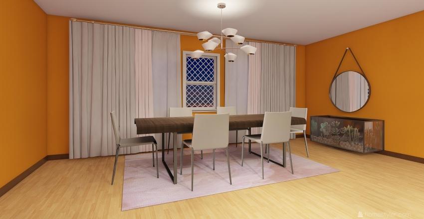 İPEĞİN EVİ Interior Design Render