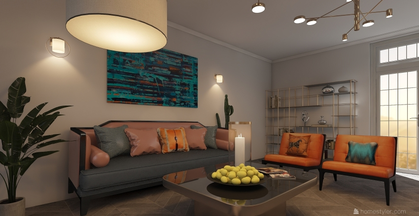 mediteran1 Interior Design Render