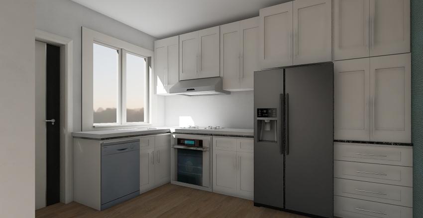 Avenham GF Ext 1 Interior Design Render