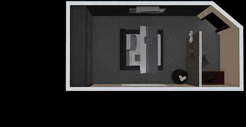 Djole room Interior Design Render