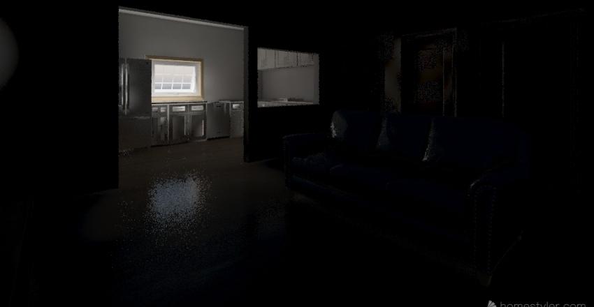 hab home Interior Design Render