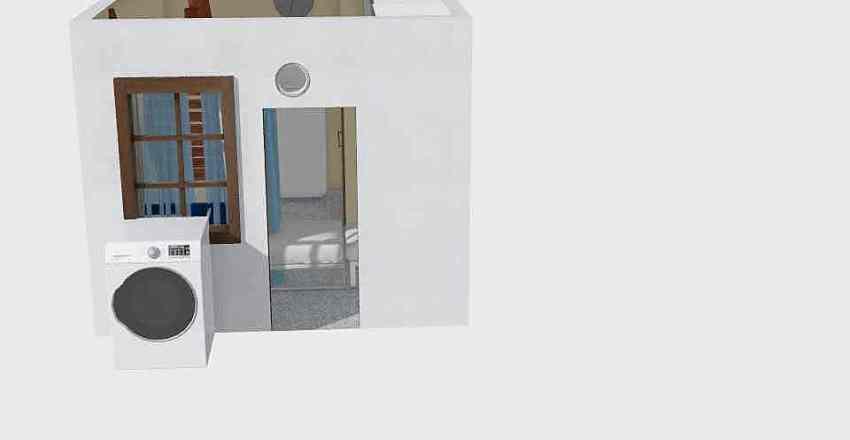 TinyHouse4 Interior Design Render
