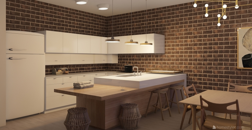 BJH Interior Design Render