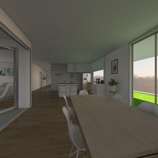 2de huis Interior Design Render