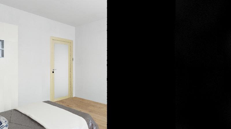 bed room1 Interior Design Render