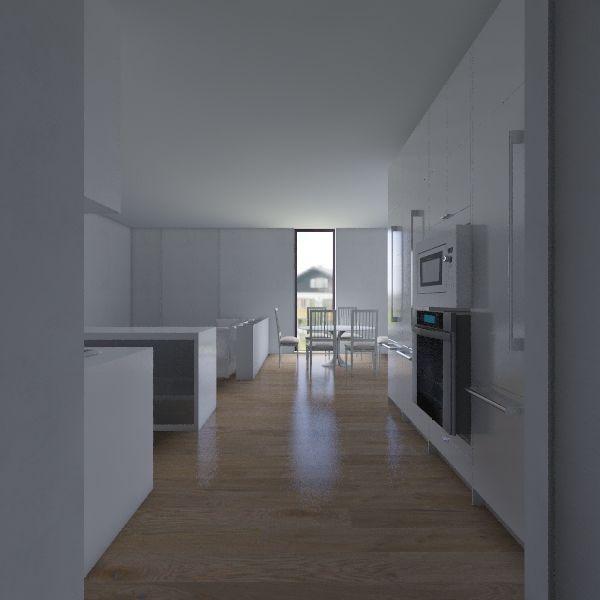 Kompozitorov 5 Interior Design Render
