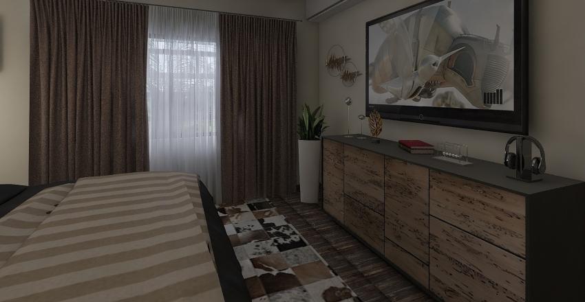 Diseño Industrial  Interior Design Render