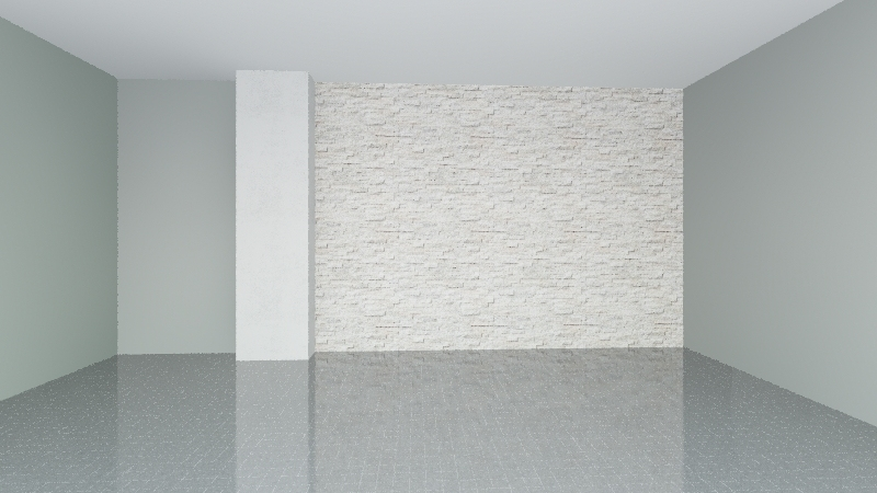 фольга Interior Design Render