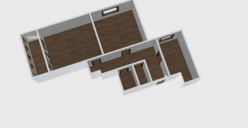 2-комн_0319 Interior Design Render
