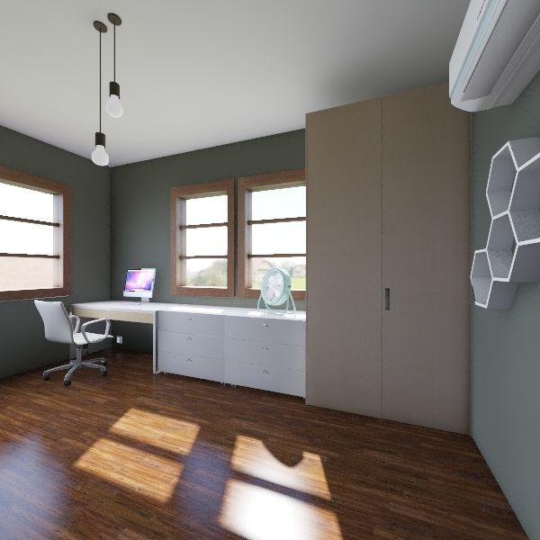 testt Interior Design Render