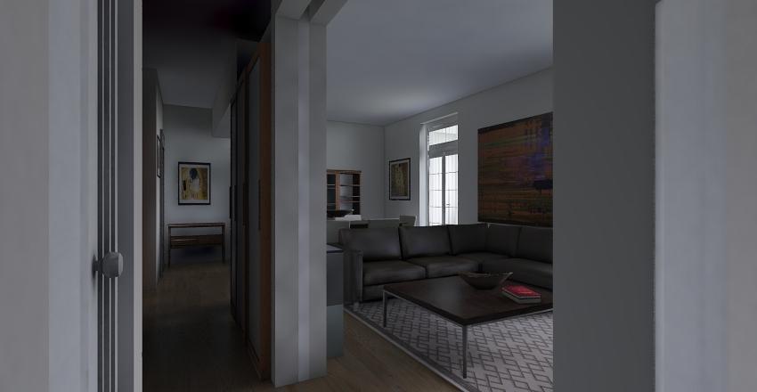 via tresseno 3° FINALE Interior Design Render