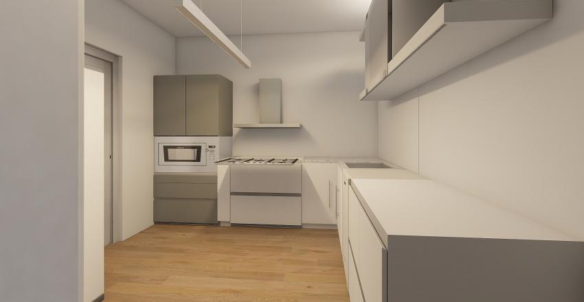 Casa Grosseto cucina 1 Interior Design Render