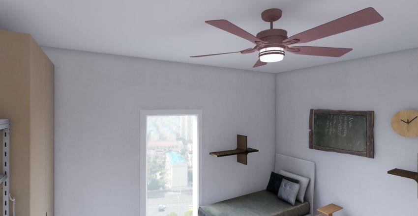 camera studio Interior Design Render