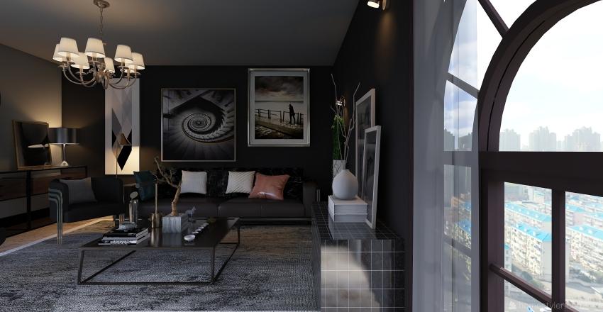 S Interior Design Render